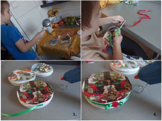 Ako sme s Maťkom vyrábali vianočné krabičky  18