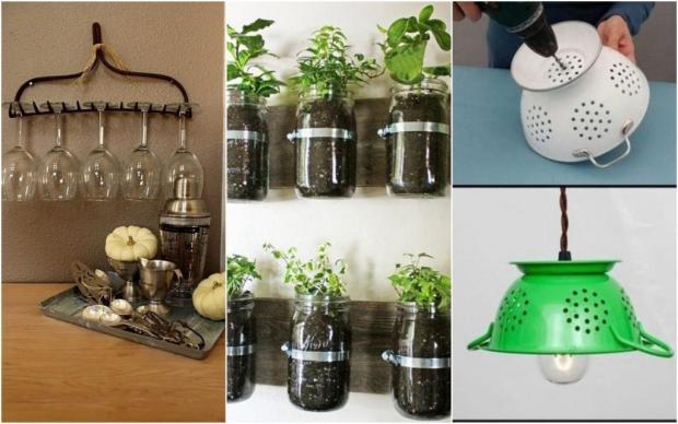 Pätnásť kreatívnych nápadov do kuchyne 1