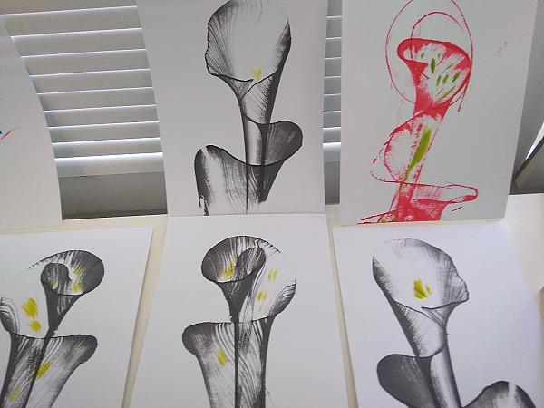 Postup ako vytvoriť jednoduché abstraktné obrázky 15