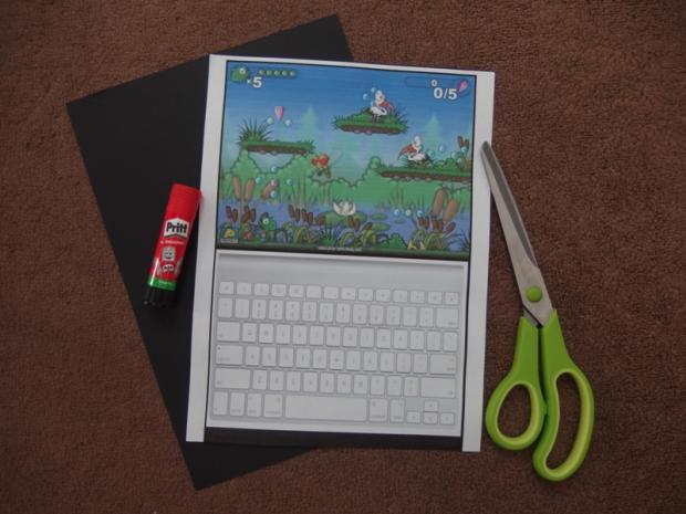 Papierový počítač 2