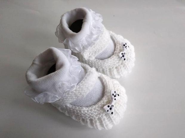 Papučky pre bábätko 13