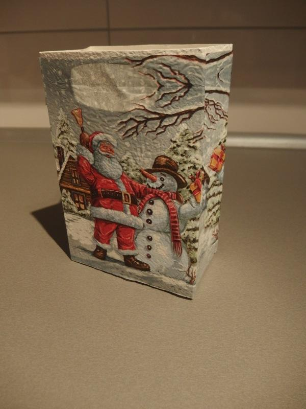 Ako sme s Maťkom vyrábali vianočné krabičky  8