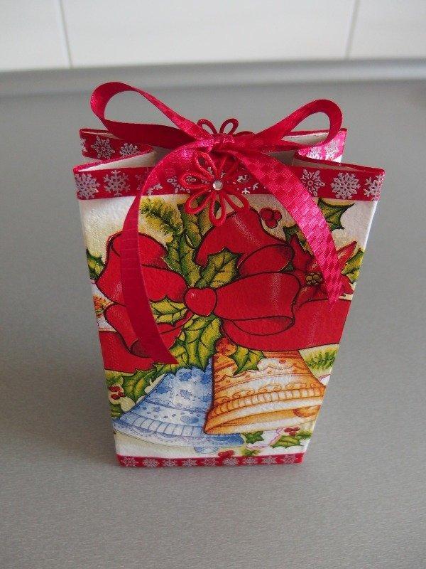 Ako sme s Maťkom vyrábali vianočné krabičky  16