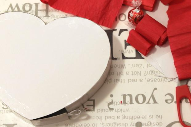 Valentínska piňáta - fotopostup 7