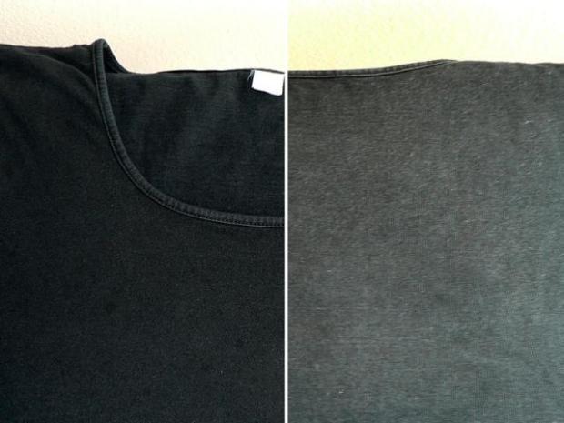 Ako zafarbiť tričko v práčke - návod