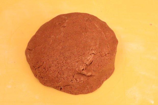 Postup na vianočné ozdoby zo škoricovo - slaného cesta bez pečenia 5