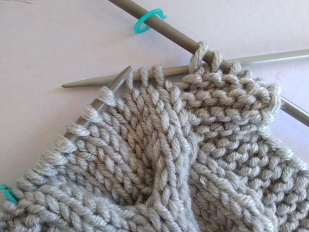 Pletená deka so sovami 5