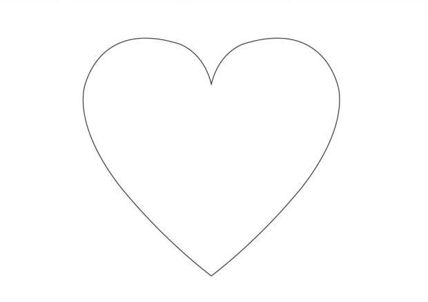 Srdce plnené levandulou 3