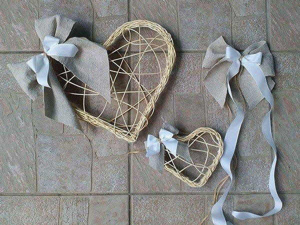 Jednoduchá svadobná výzdoba - postup 11
