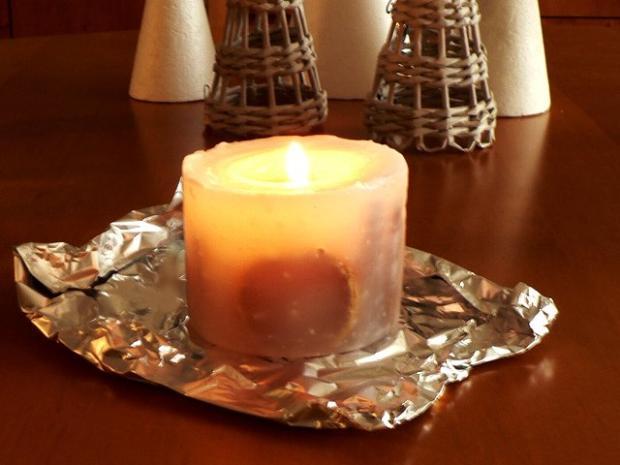 Sviečka alebo svietnik 1