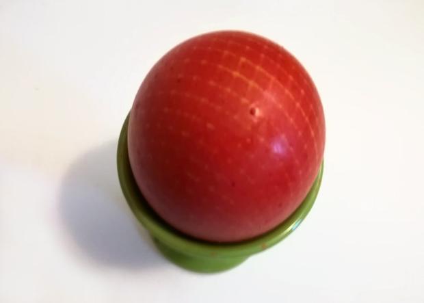 Postup na farbenie vajíčok s deťmi 4