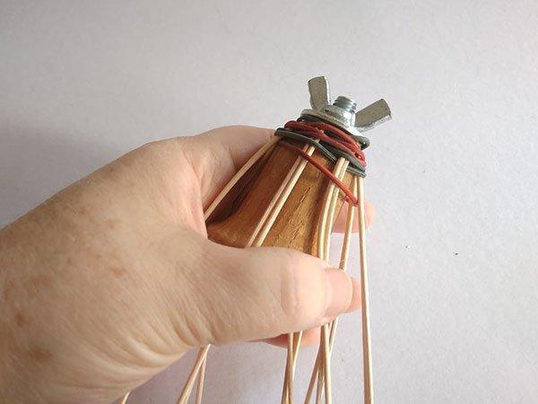 Pedigový zvonček č.1 4