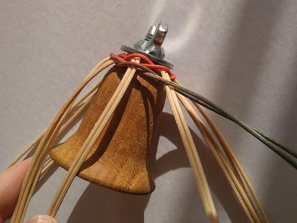 Pedigový zvonček č.2 6