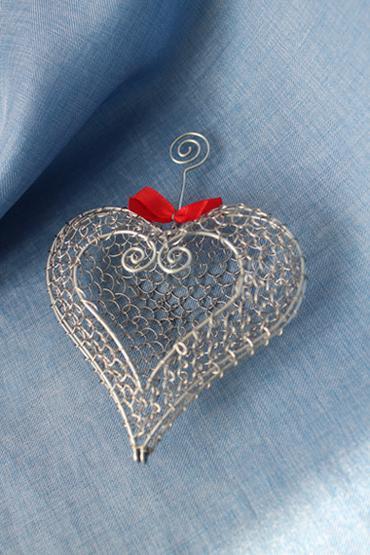 otváracie srdiečko, Valentínske dekorácie