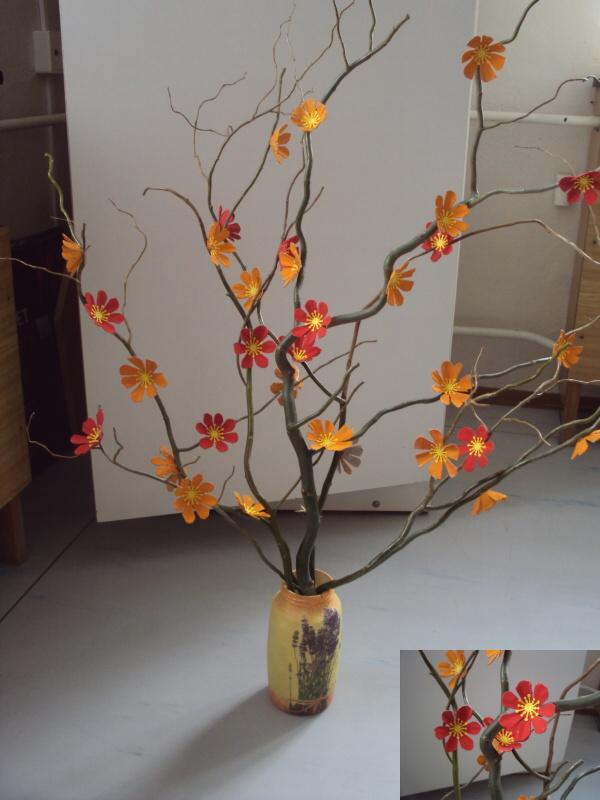 Květy, Tvoríme s deťmi a pre deti