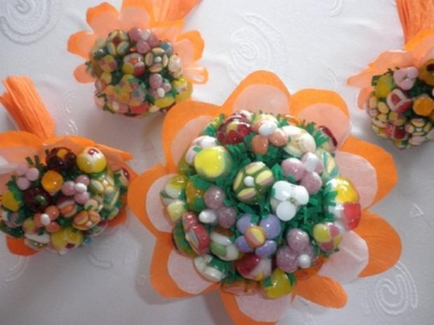 Cukríková kytička, Tvoríme s deťmi a pre deti