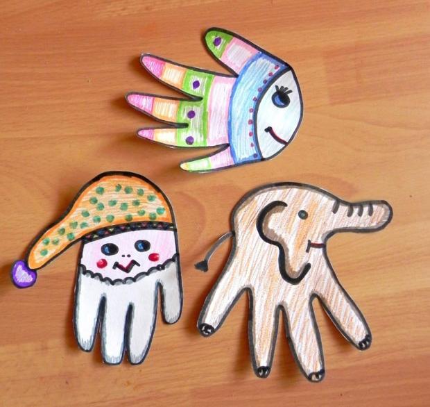 Zábavné ručičkovanie s deťúchmi :), Tvoríme s deťmi a pre deti