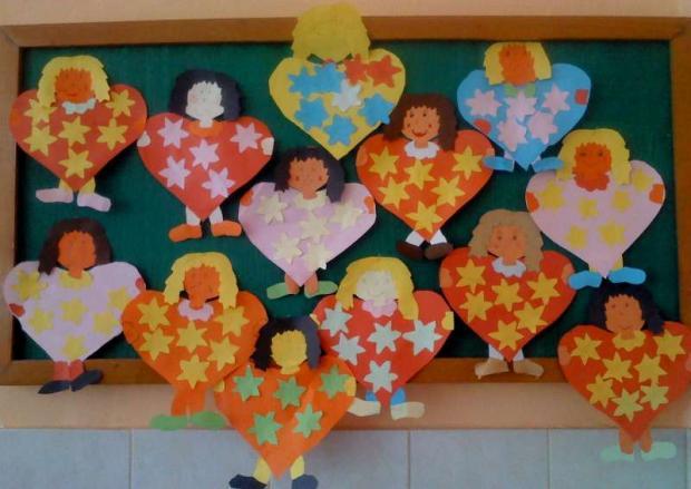 ku Dňu matiek, Tvoríme s deťmi a pre deti