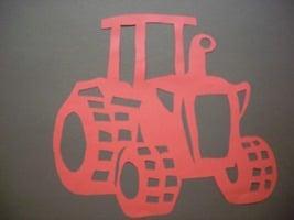 Filigrány traktor, Tvoríme s deťmi a pre deti