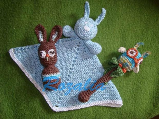 Háčkovaný mojkáč zajac