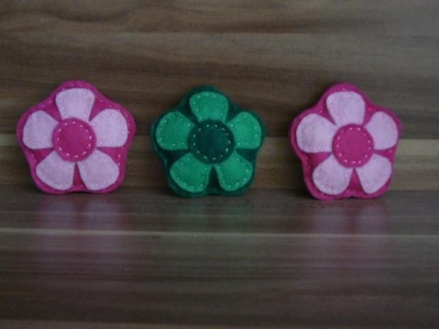 Kvety z filcu, Tvoríme s deťmi a pre deti