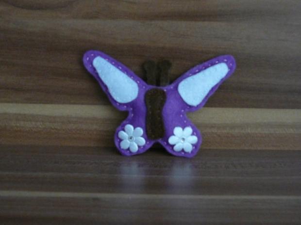 Motýľ z filcu, Tvoríme s deťmi a pre deti