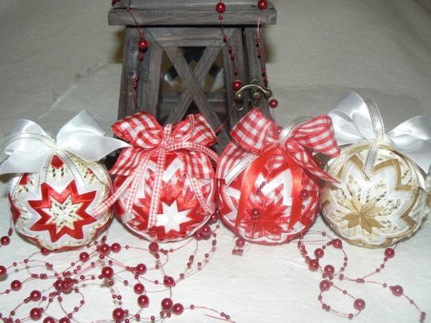 príprava na Vianoce, Falošný patchwork