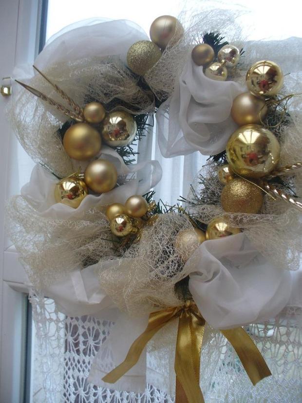 Vianočný veniec, Autor: clarah
