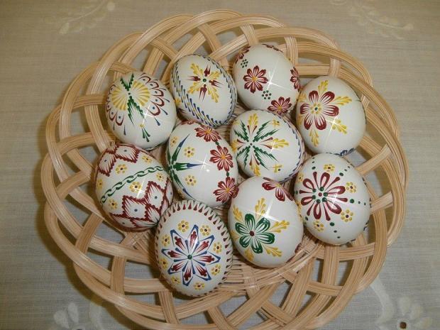 Ľudové kraslice, Veľkonočné dekorácie