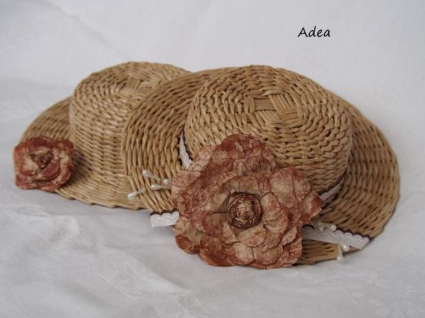 ecd869f6f Dekoračné klobúky, Papierové pletenie | Artmama.sk