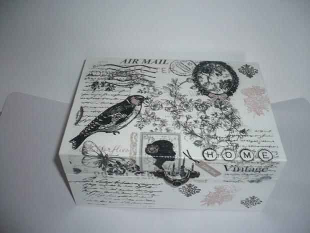 Vintage krabička