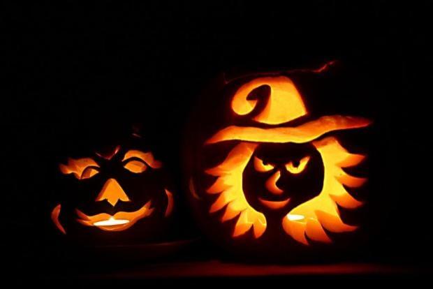 Halloween, Aranžovanie