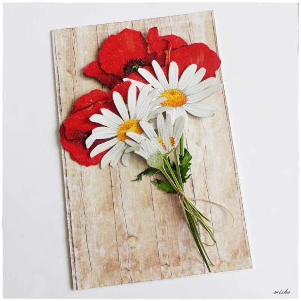Nežná kytica; Autor: misha