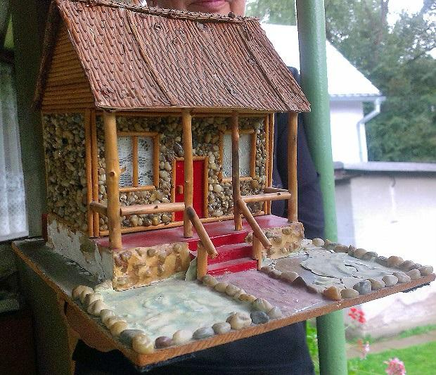 Takéto domčeky vyrábal môj starý otec, Zo starej truhlice 2