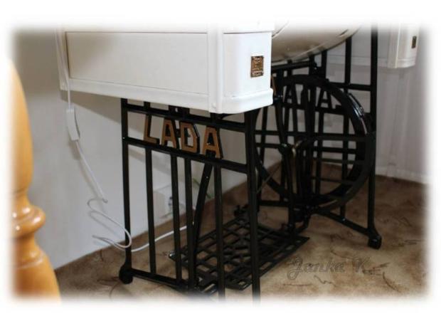 Renovácia šijacieho stroja, Zo starej truhlice 5