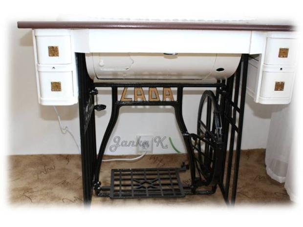 Renovácia šijacieho stroja, Zo starej truhlice 6