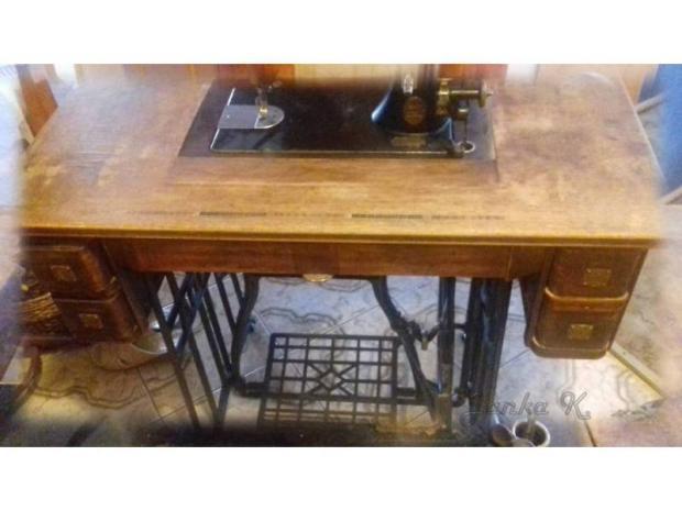 Renovácia šijacieho stroja, Zo starej truhlice 3