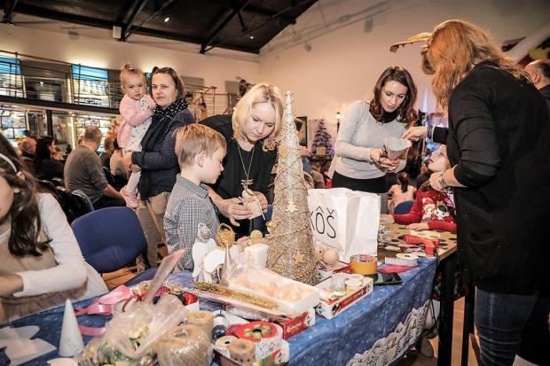 Mikulášska oslava 2017 vo Vodárenskom múzeu BA, Tvoríme s deťmi a pre deti 4
