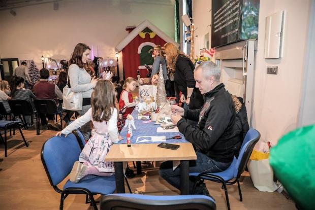 Mikulášska oslava 2017 vo Vodárenskom múzeu BA, Tvoríme s deťmi a pre deti 6