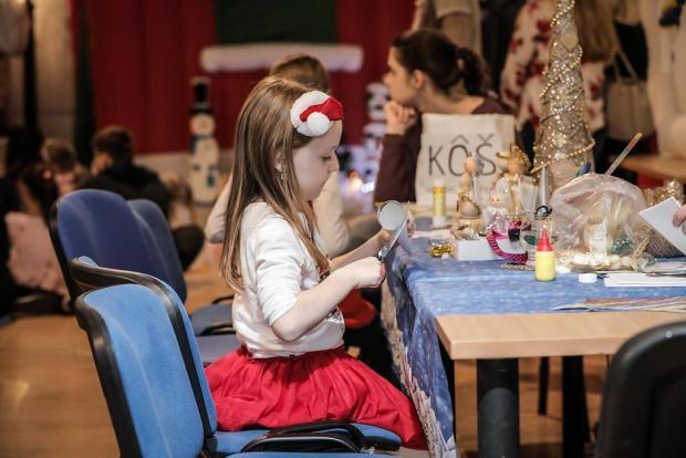 Mikulášska oslava 2017 vo Vodárenskom múzeu BA, Tvoríme s deťmi a pre deti 9
