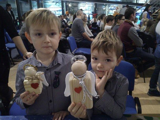 Mikulášska oslava 2017 vo Vodárenskom múzeu BA, Tvoríme s deťmi a pre deti 5