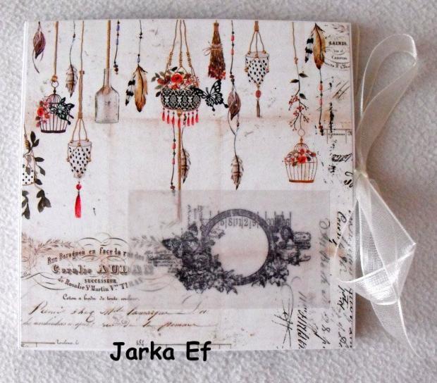 minialbum, Pohľadnice, Scrapbook, Quilling