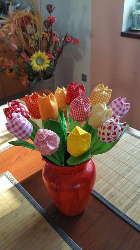 Šité tulipány | Stankabal