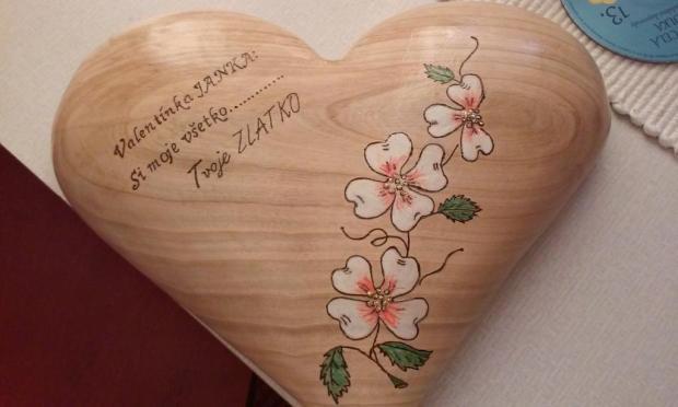 srdce z lásky, Obrazy a obrázky