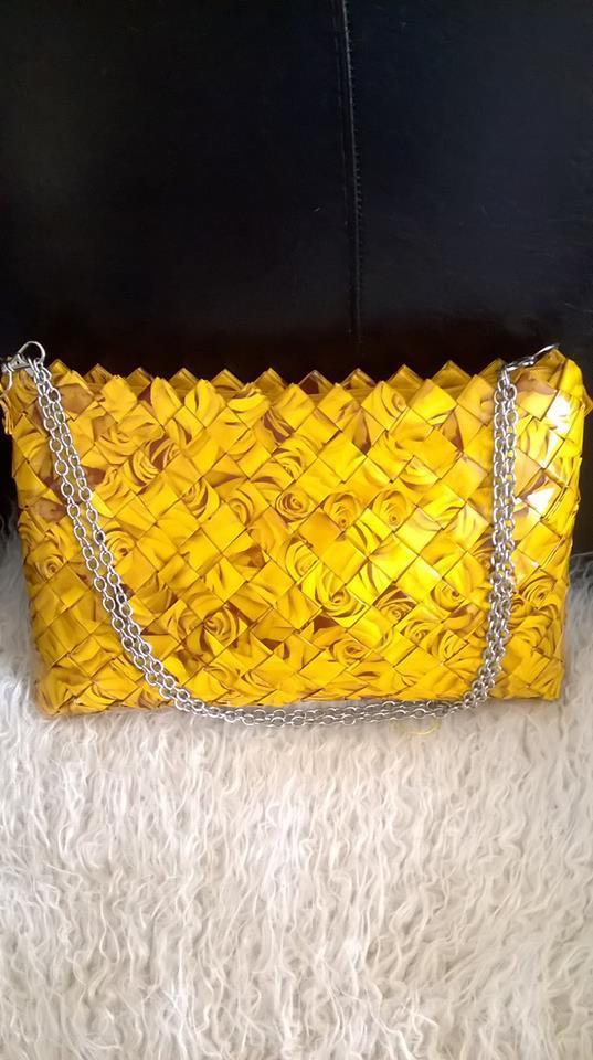 Candy bag, Papierové tašky