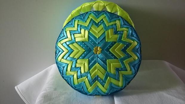 Šperkovnice, Falošný patchwork 6