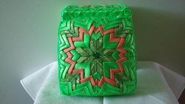 Šperkovnice, Falošný patchwork 8