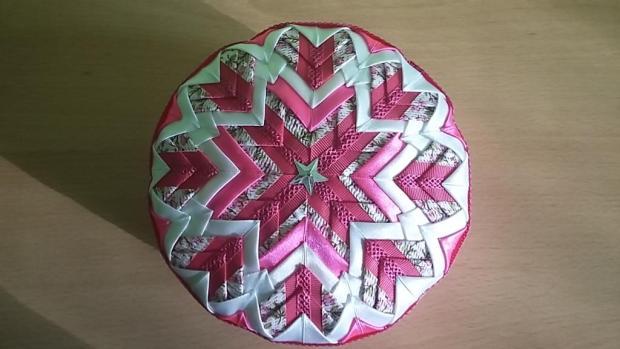 Šperkovnice, Falošný patchwork 2