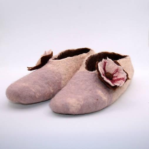 Plstené papučky, Plstenie