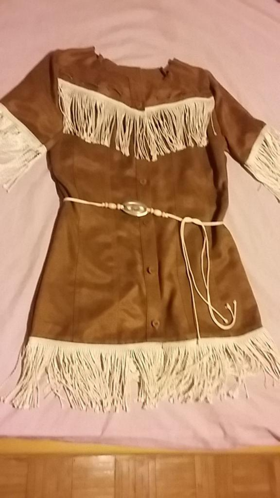 Indiánsky kostým, Recy - veci
